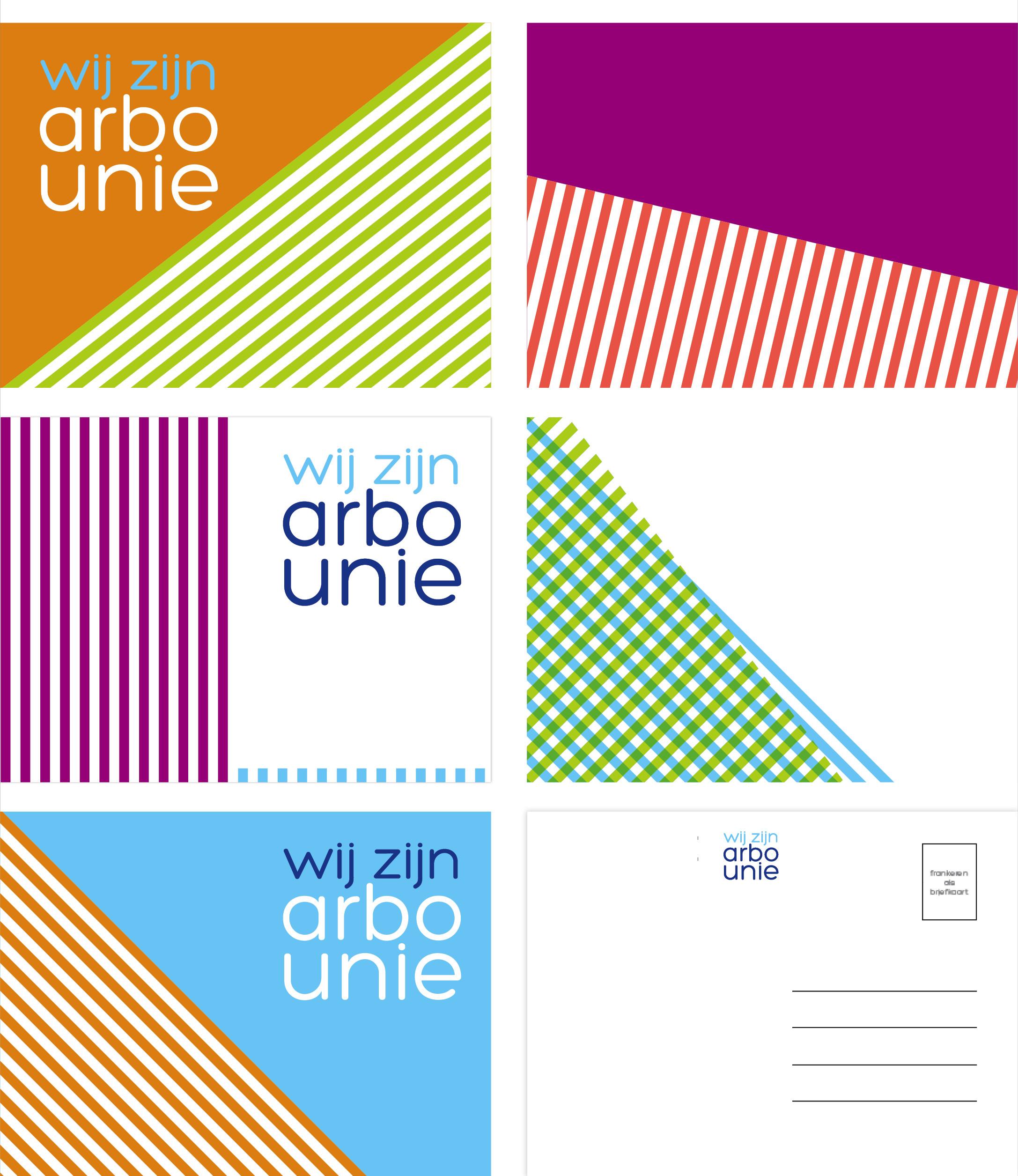 Kaarten Wij zijn Arbo Unie