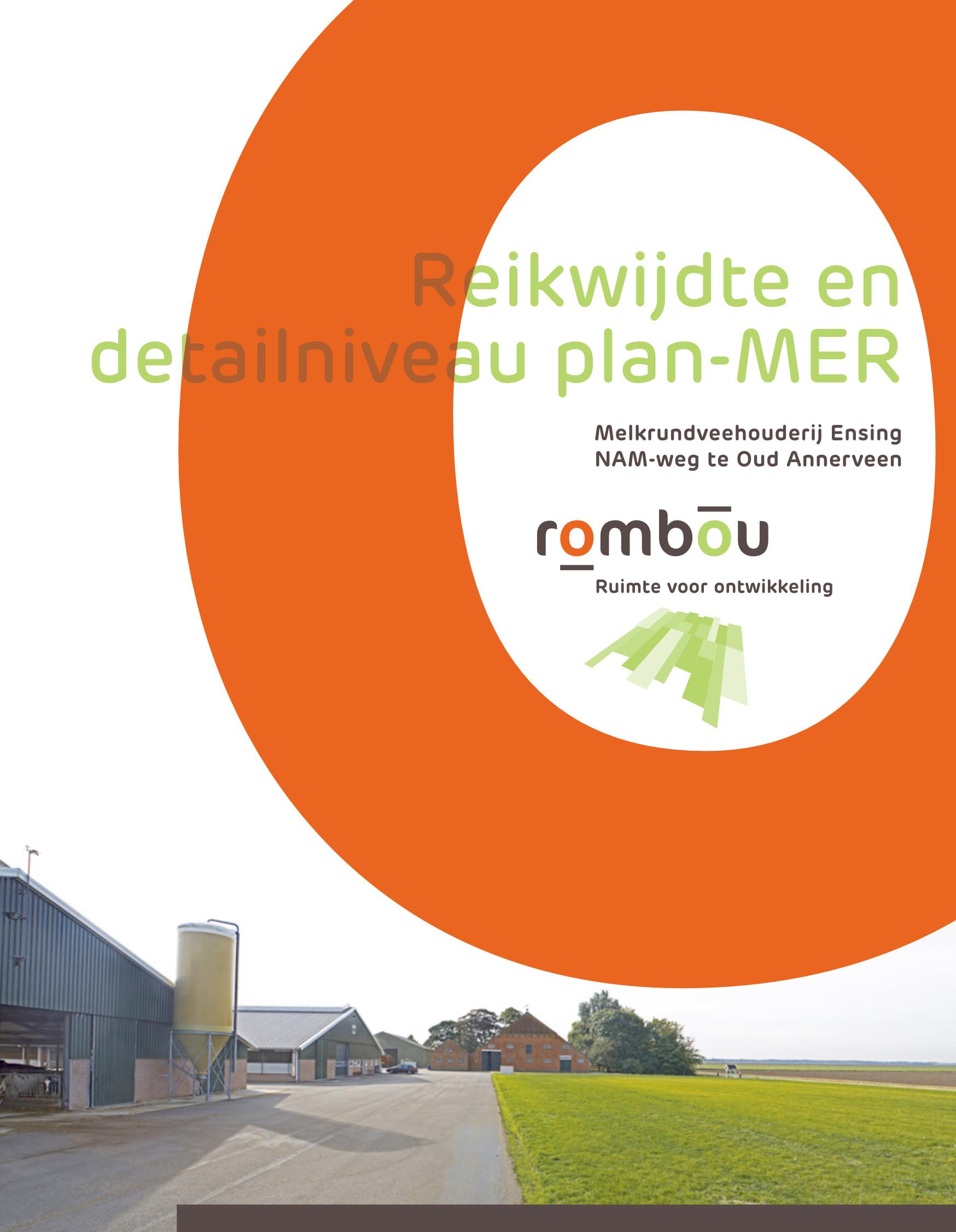 Rapportomslag Rombou