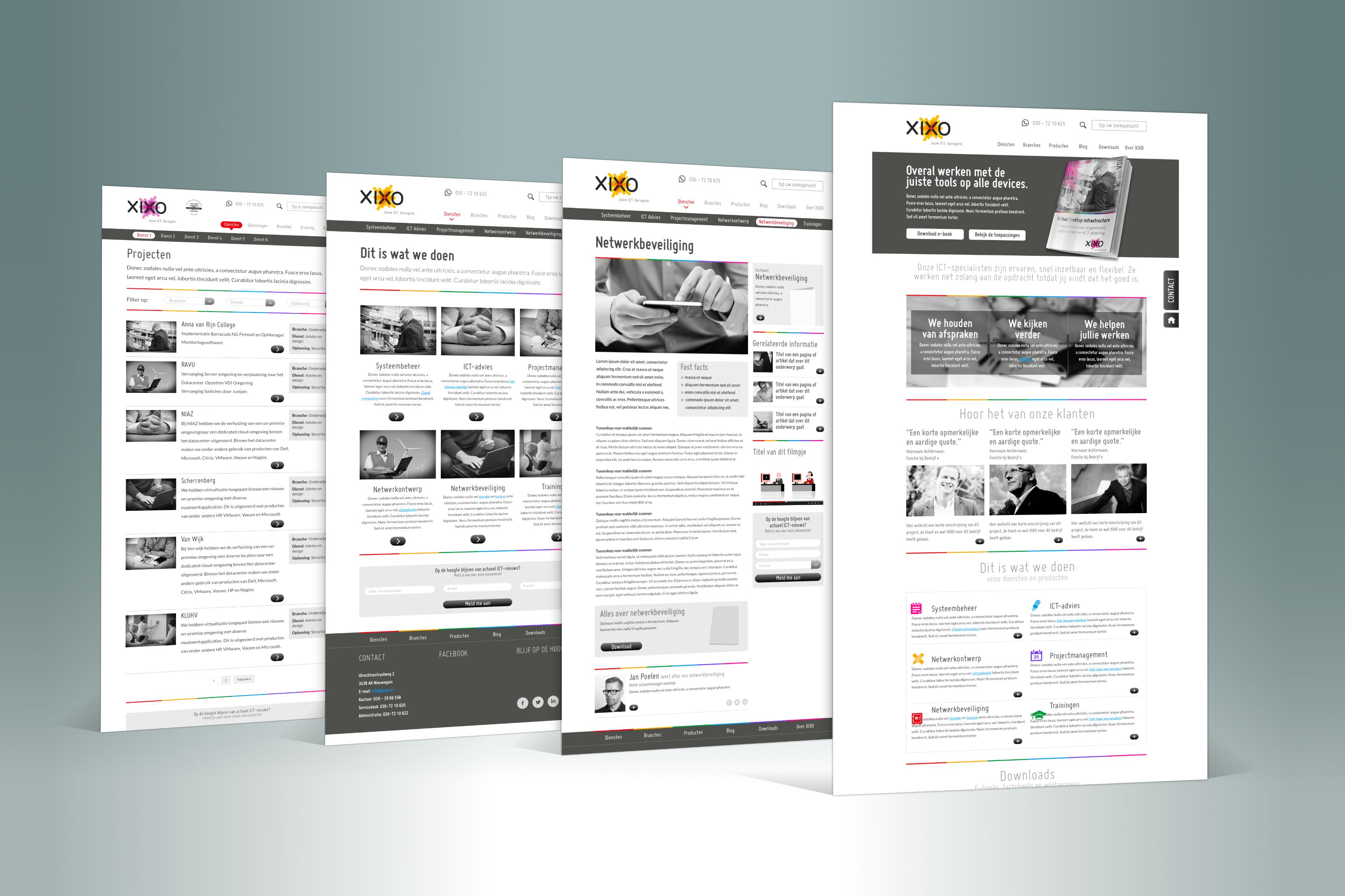 Website XIXO