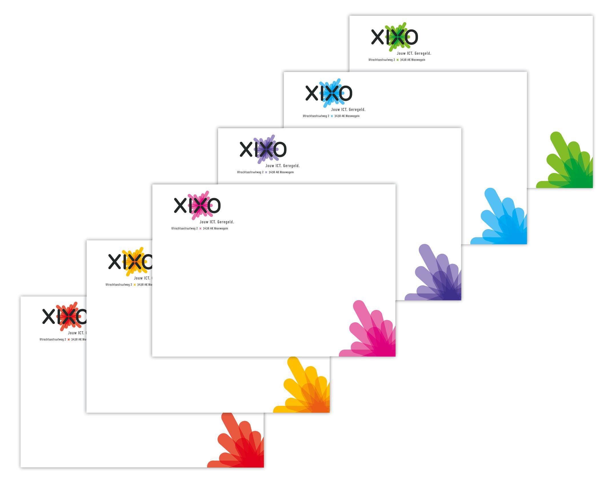 Enveloppen XIXO