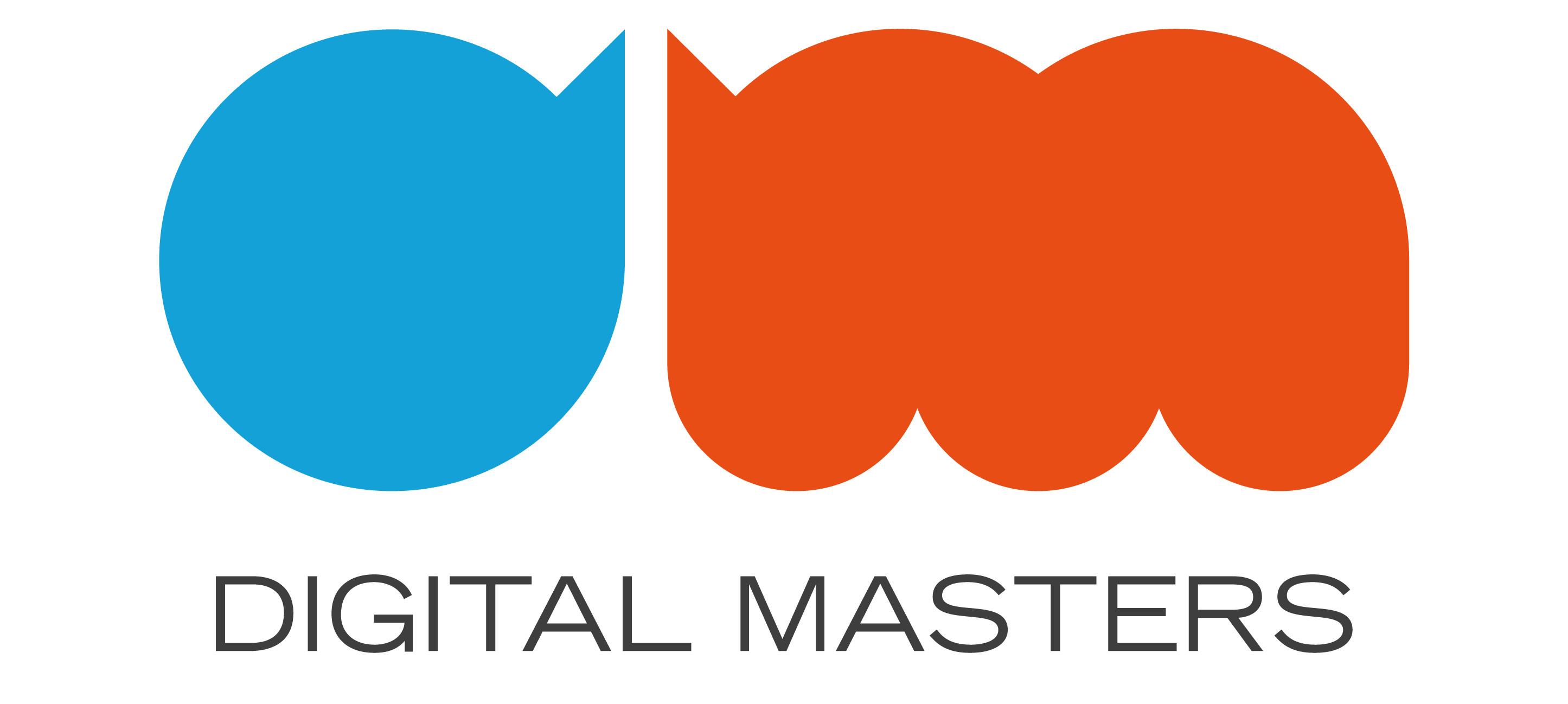 logo Digital Masters