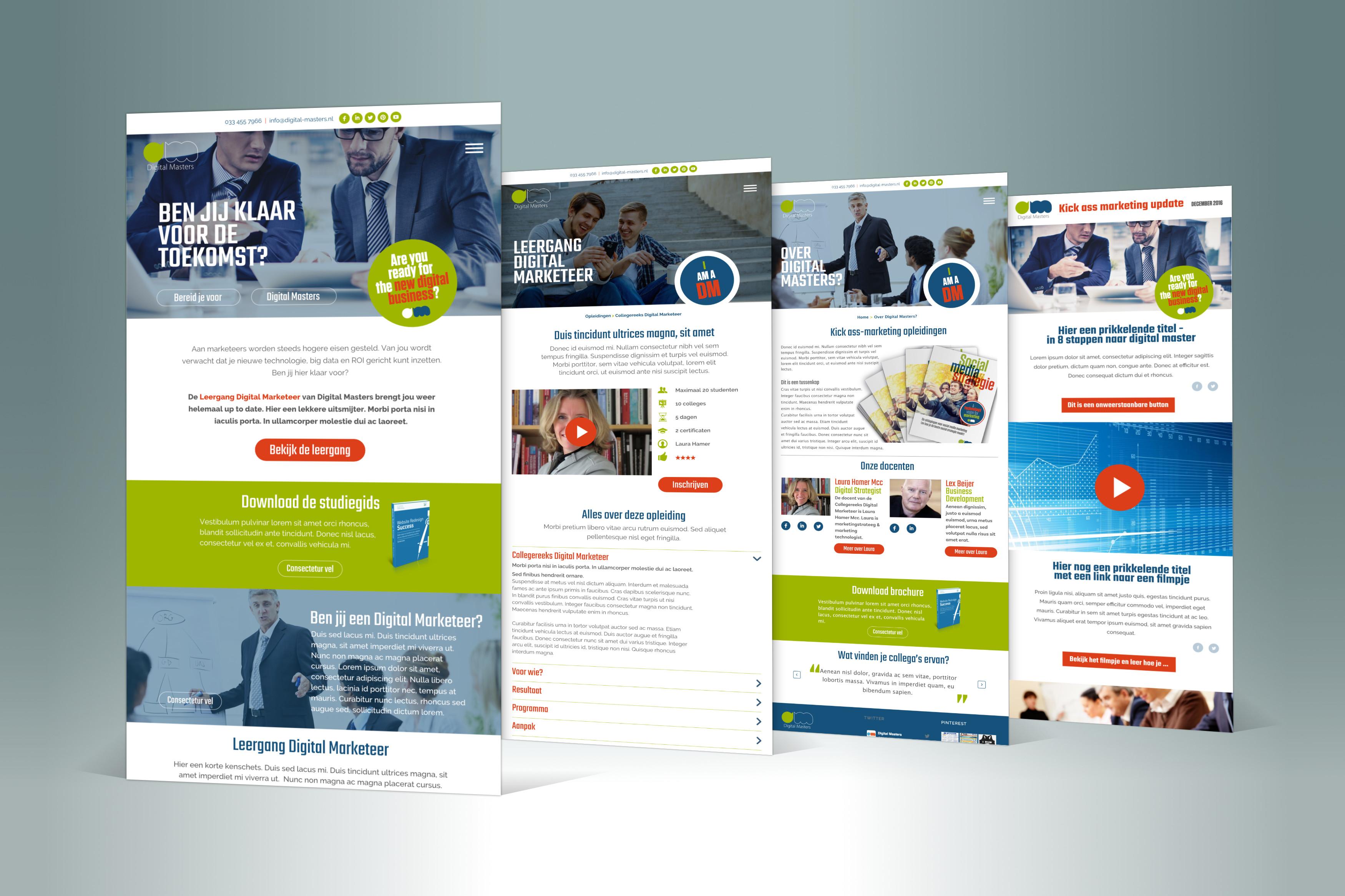 site Digital Masters
